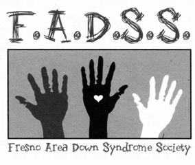 Formerly known as Fresno Area Down syndrome Society